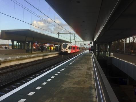 Station Europapark in gebruik genomen