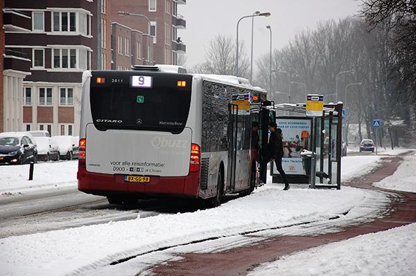 Qbuzz staakt busdienst om 19:00 uur