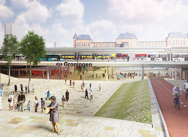 Meer duidelijkheid over aanpak busstation Hoofdstation