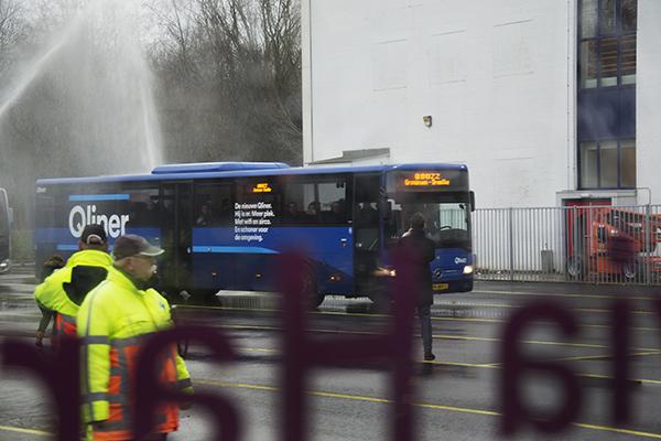 Buschauffeur mishandeld, want bus gaat niet naar Groningen