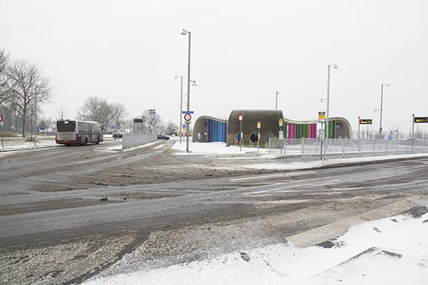 Liveblog gesloten: Busvervoer stilgelegd na nieuwe sneeuwval