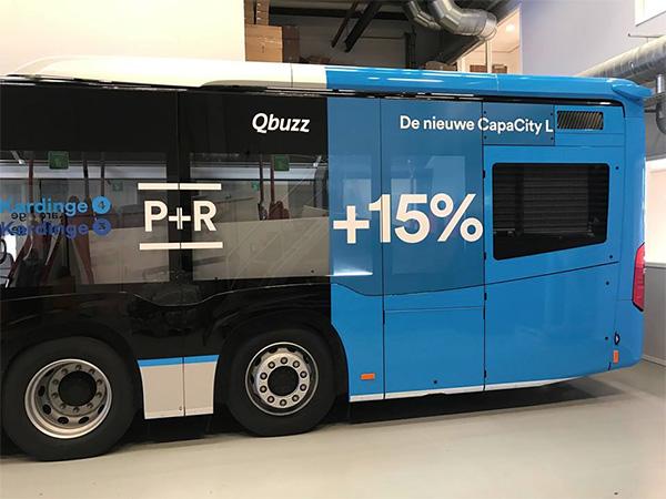 Veel Q-links bij drukte buslijnen