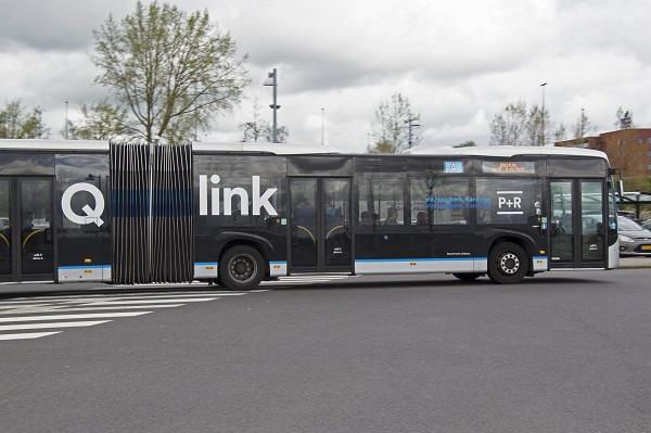 Nieuwe dienstregeling: Q-link maakt de stap naar Emmen