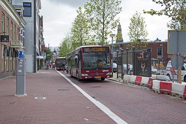 Bussen Groningen starten bijna nieuwe dienstregeling